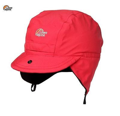 Lowe Alpine Classic Mountain Cap Size Large Colour Red