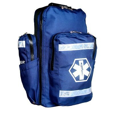 Ultimate Pro O2 Oxygen First Responder Trauma Backpack, Fits D Cylinder