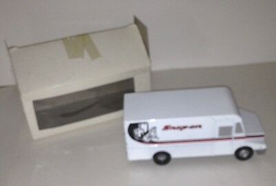 Estate Snap-On Die Cast Delivery Truck with origal box as shown