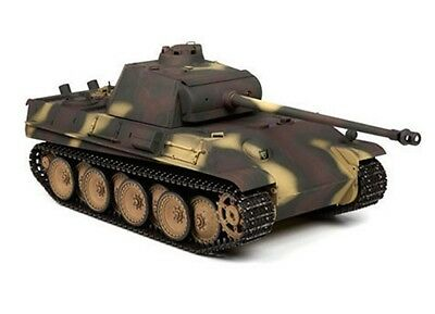 1:16 Taigen Panther Ausf G RC Tank 2.4GHz Smoke & Sound Metal Gear New