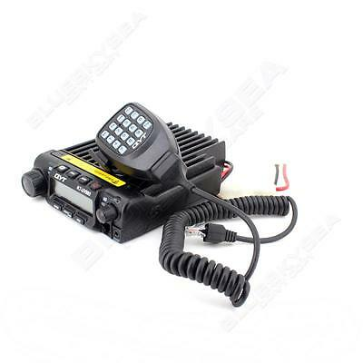 2-way KT-UV980 Mobile Car FM Ham Radio Transceiver 40W 200CH VHF/UHF Dual Band L