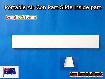 Portable Air Conditioner Spare Parts Window Kit Slide Inside Part Only 615x93mm
