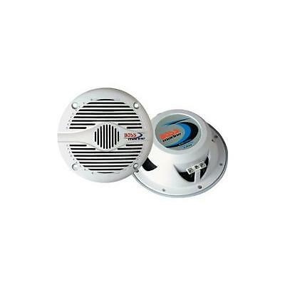 BOSS MR50W 150-Watt 5.25in 2-Way Full Range Marine Speakers(MR50W)