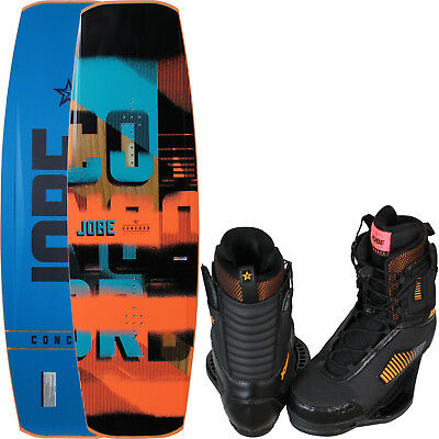 Jobe Concord Wakeboard - Optional Jobe Liberty Or Host Lace Boots Combo