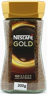 3 X Nescafe Original Coffee Gold grounded 200g Value Pack (600Grams TOTAL)