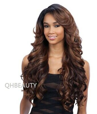 Freetress Equal Synthetic L Part Lace Front Wig - Karissa