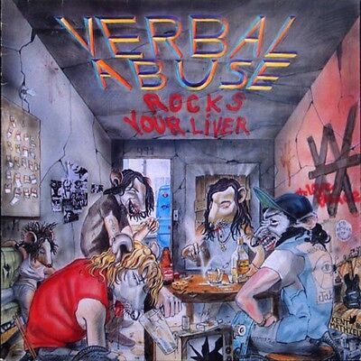 Verbal Abuse - Rocks Your Liver