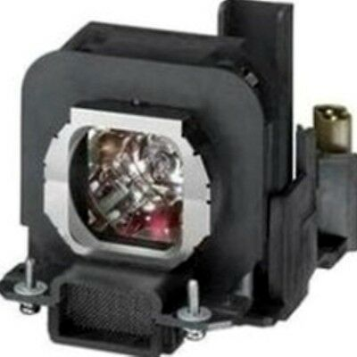 Panasonic Et-Lax100 Etlax100 Lamp In Housing For Projector Model Pt-Ax200E