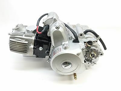 110CC ENGINE MOTOR AUTOMATIC with Reverse ELECTRIC START ATV Go Kart 1P52FMH