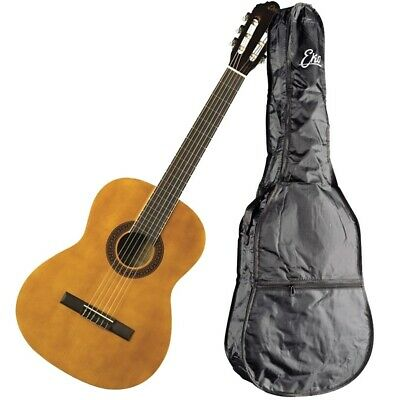 EKO CS10 (natural) chitarra guitar acustica classica 4/4 entry level + bag NUOVA