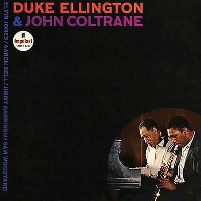 Duke Ellington & John Coltrane ++2 LPs 180g 45rpm+Analogue Productions+NEU+OVP