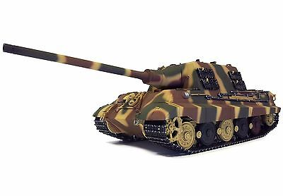 1:16 Torro Jagdtiger RC Tank Airsoft 2.4GHz Smoke & Sound Metal Edition Camo