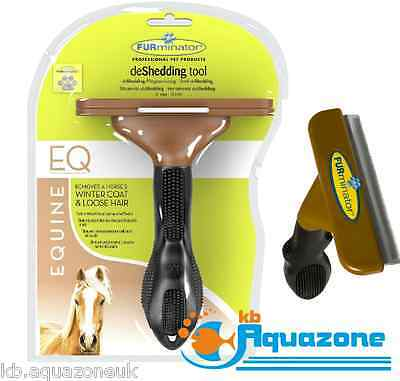 Furminator  deShedding Tool Brush for Horse