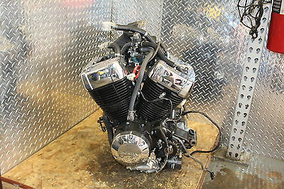 2010 Honda Shadow Rs 750 Vt750Rs Engine Motor Unknown Miles
