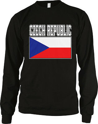 Czech Republic Flag Colors Font Soccer Heritage Born From Team Hoodie Sweatshirt