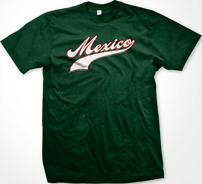 053c475fb4f Mexico Country Mexican Football Team Soccer Heritage Born From MEX Men's T- Shirt