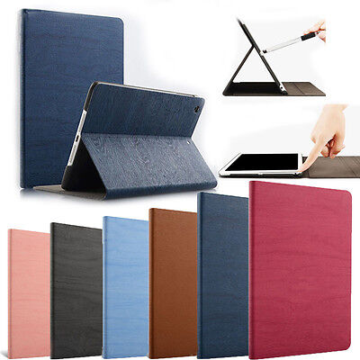 FOLDING Magnetic Flip Leather Case Smart Cover for iPad Mini Air 2 3 4 Pro 9.7