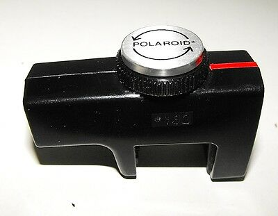 "Rare Polaroid Model 132 Self Timer Tested & Working ""L@@k"""