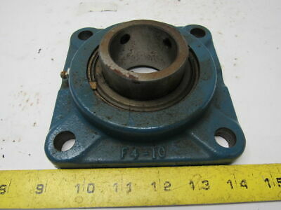 MB Manufacturing FC4251-78 Precision Mounted 4-Bolt Flange Ball Bearing USA