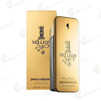 Paco Rabanne One 1 Million Edt 100 Ml Vaporisateur Uomo Man Homme