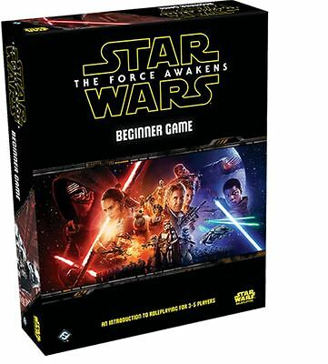 Star Wars RPG - The Force Awakens Beginner Game