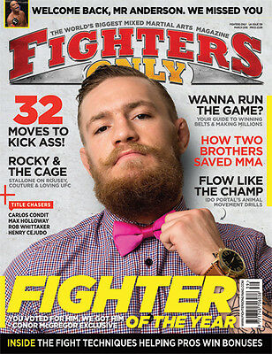 Fighters Only Magazine Issue 139 (March 2016 Issue)