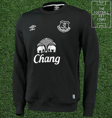 Everton Training Sweater - Official Umbro Football Top - Mens - All Sizes
