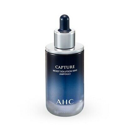 AHC Capture Moist Solution Max Ampoule 50ml 1.69oz. Wrinkle Care Free Tracking