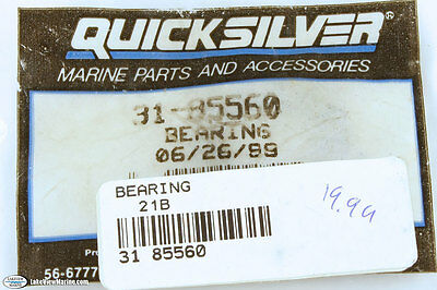 NEW Quicksilver 31-85560 BEARING