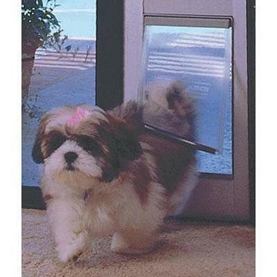Ideal Pet Products Fast Fit Patio Door For Pets Bronze Ideal Pet