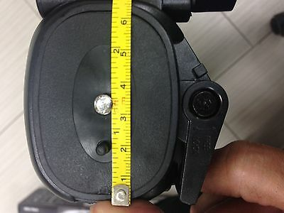 "Tripod Camera Mount Quick Release Plate for Bower Steady lift Series 72"" Tripod"