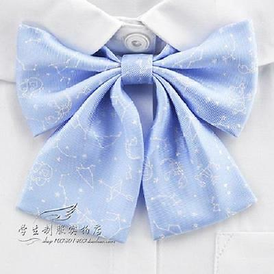 2016 Women's Handmade Constellation Lovely Bow Ties Polyester Causal Wear 1pc