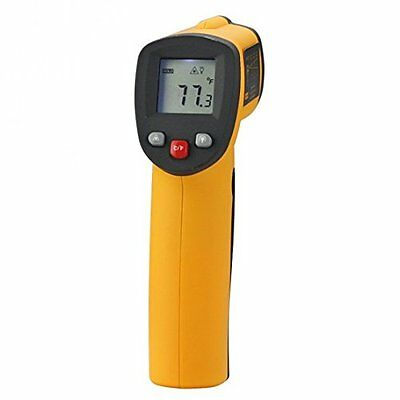 Infrared Digital Thermometer Non-Contact Ghost Hunting Tool Spiritual Contact