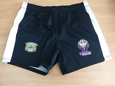 Workington Town Player Issue Match Shorts - Away Size X-Large