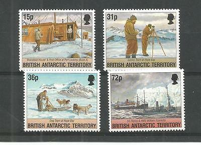 B.a.t 1994 Operation Tabarin Sg,236-239 U/M N/H Lot 358A
