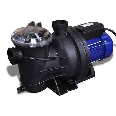 Swimming Pool Quiet Pump Electric 1200W Robust Filter Strainer Garden Pond Spa