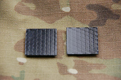 "1"" IR Squares x 2 Patch Infrared IFF Marker US Army Navy Air Force SEAL USN USAF"