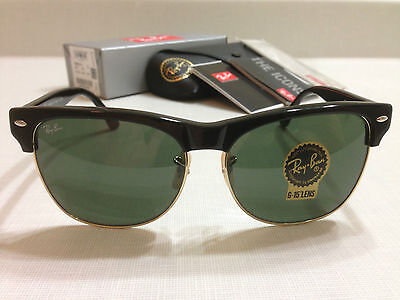 Ray Ban Clubmaster Oversized Black