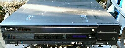 Vintage Pioneer Laser Disc Player - LD-707 - FREE Shipping