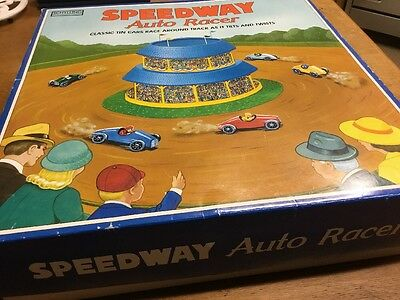 Schylling collector's series speedway auto racer tin toy