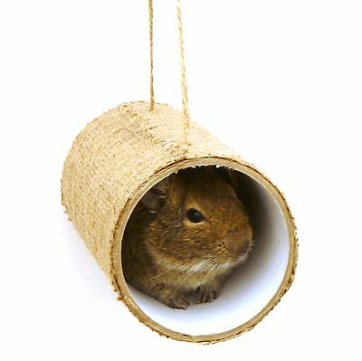 Premium Chewchewbs - Small pet toy, degu, rat, gerbil, hamster tube.