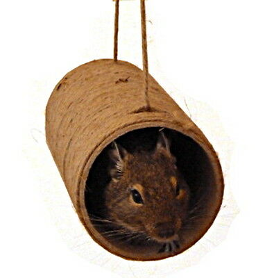 Ultimate Chewchewbs - Small pet toy, degu, rat, gerbil, hamster tube.