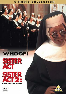 Sister Act/Sister Act 2 - Back in the Habit [DVD]