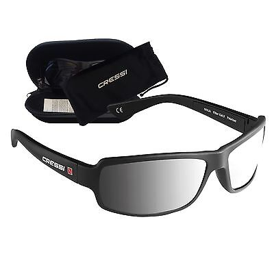 Cressi Sonnenbrille Ninja Floating Mirrored Lens