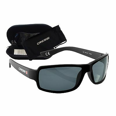 Cressi Sonnenbrille Ninja Floating Black