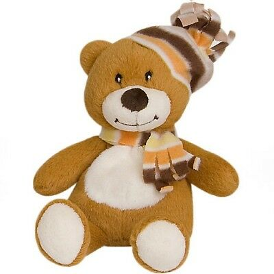 "Warmies by Greenlife Value - "" OURS BRUN "" - BEDDY BEARS Juniors - hiver Range"