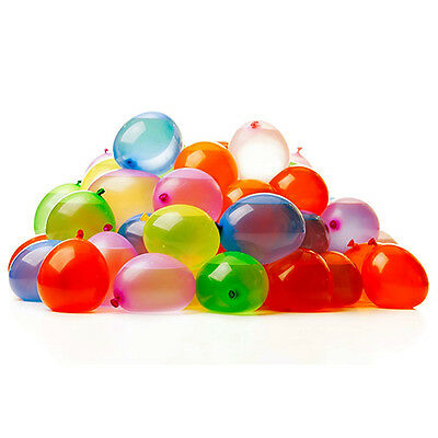 500 Kids Water Balloons Bunch O Water Bombs Refill Kit Tools Delightful