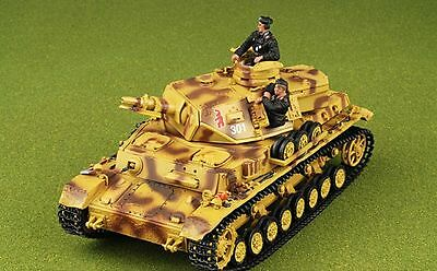 Forces of Valor 1/32 German Panzer IV AUSF.F Kursk 1943 Diecast Model #80057
