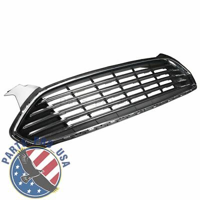 Fits Ford Fusion 2013-2016 Front Bumper Upper Grille Assembly AUTOPA DS7Z8200BA