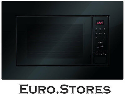 Amica EMW13170S Built In Microwave Oven Grill 20L Black 9 Levels Genuine NEW